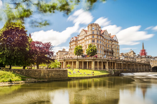 City-of-Bath-Somerset-England