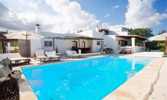 Villa Casillas Ibiza