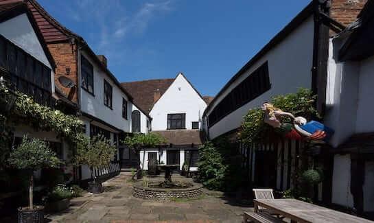 New Tudor Manor Hen Party House